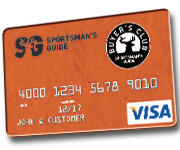 Sportsmans's Guide credit card image.
