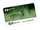 Sportsman's Guide gift card image.